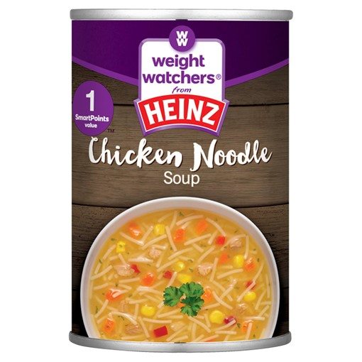 Picture of Weight Watchers from Heinz Chicken Noodle Soup 295g