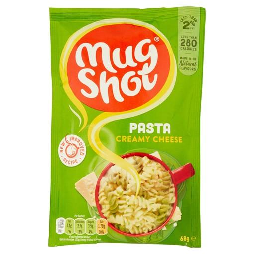 Picture of Mug Shot Pasta Creamy Cheese 68g