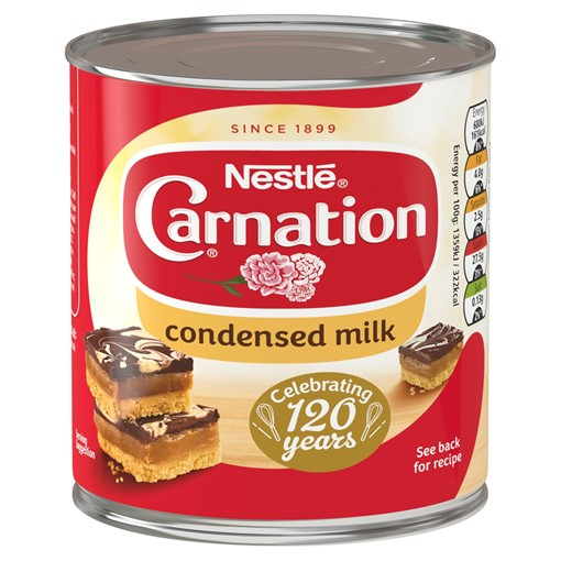 Picture of Carnation Sweetened Condensed Milk 397g Tin