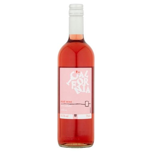 Picture of Co-op California Rosé Wine White Zinfandel 75cl