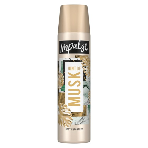 Picture of Impulse Musk Body Spray Deodorant 75ml