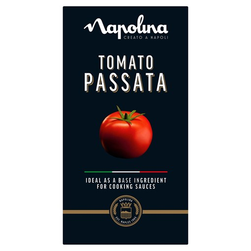 Picture of Napolina Tomato Passata 500g