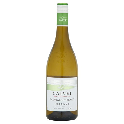 Picture of Calvet Limited Release Sauvignon Blanc 75cl