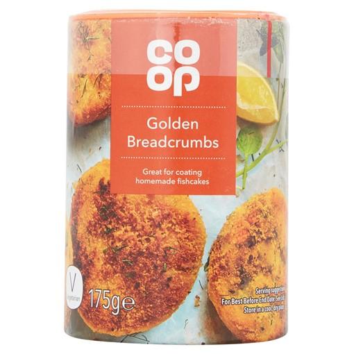 Picture of Co Op Golden Breadcrumbs 175g