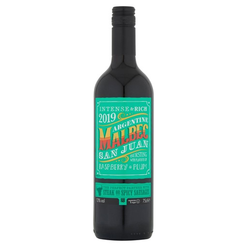 Picture of Co-op Malbec 75cl