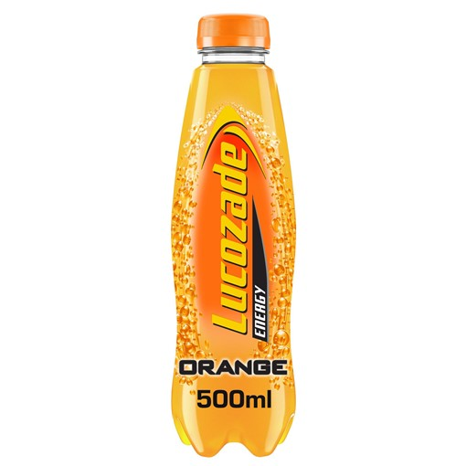 Picture of Lucozade Energy Orange 500ml