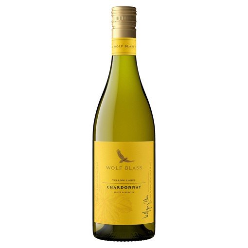 Picture of Wolf Blass Yellow Label Chardonnay 750ml