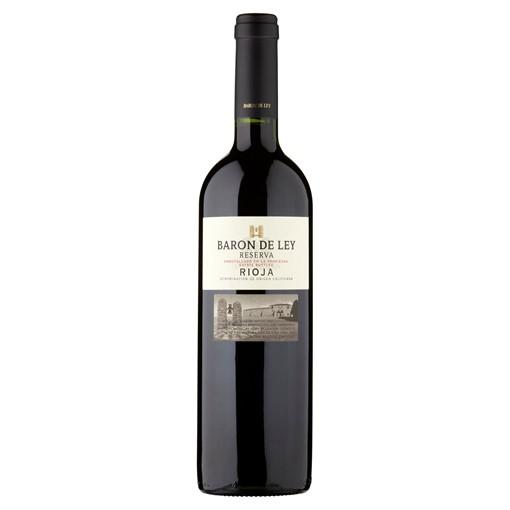 Picture of Baron De Ley Reserva Rioja 75cl