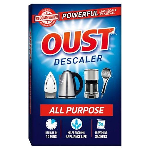 Picture of Oust All Purpose Descaler 3 x 25ml