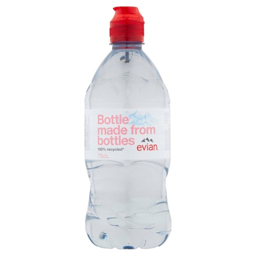 Picture of evian Still Natural Mineral Water 750ml