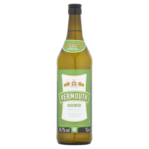 Picture of Co-op Vermouth Extra Dry 1L