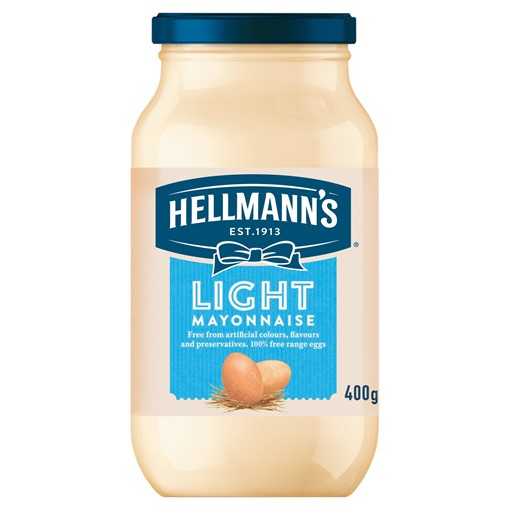 Picture of Hellmann's  Light Mayonnaise 400g