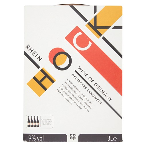 Picture of Co-op Hock 3L