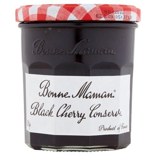 Picture of Bonne Maman Black Cherry Jam 370g
