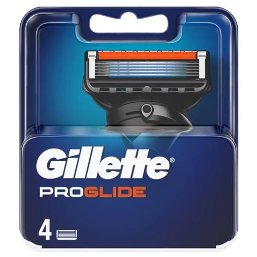 Picture of Gillette Fusion5 ProGlide Razor Blades For Men, 4 Refills