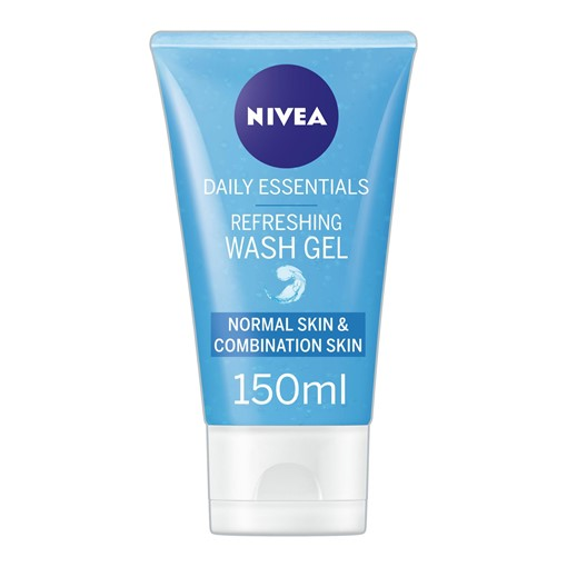 Picture of NIVEA Daily Essentials Refreshing Facial Wash Gel 150ML