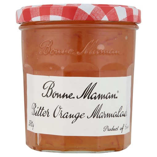 Picture of Bonne Maman Bitter Orange Fine Shred Marmalade 370g