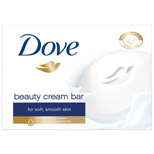 Picture of Dove Original Beauty Cream Bar 100 g