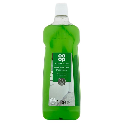 Picture of Co-op Fresh Pine Thick Disinfectant 1 Litre