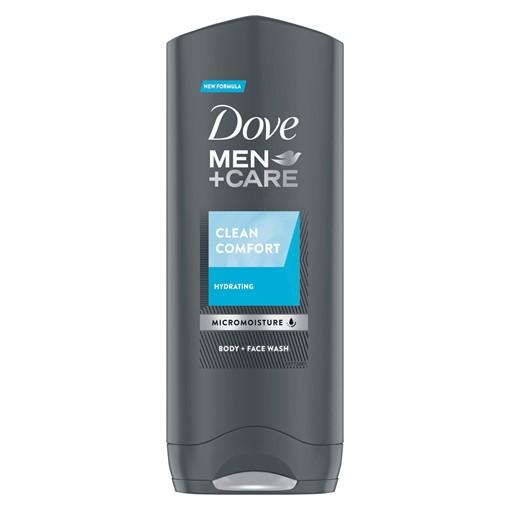 Picture of Dove Men+Care Clean Comfort Body wash 250ml