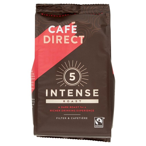 Picture of Cafédirect Fairtrade Intense Roast 227g