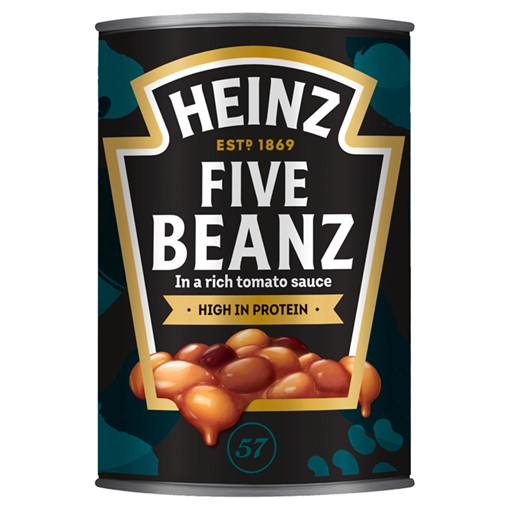 Picture of Heinz Five Beanz 415g