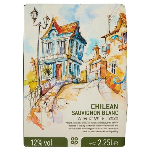 Picture of Co-op Chilean Sauvignon Blanc 2.25L