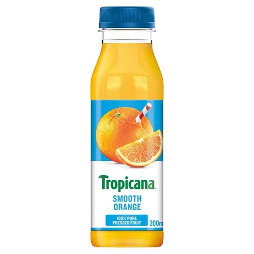 Picture of Tropicana Smooth Orange Juice 300ml