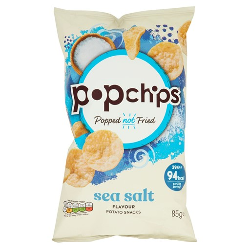 Picture of Popchips Sea Salt Sharing Crisps 85g