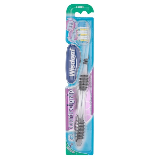 Picture of Wisdom Control Grip Toothbrush Firm