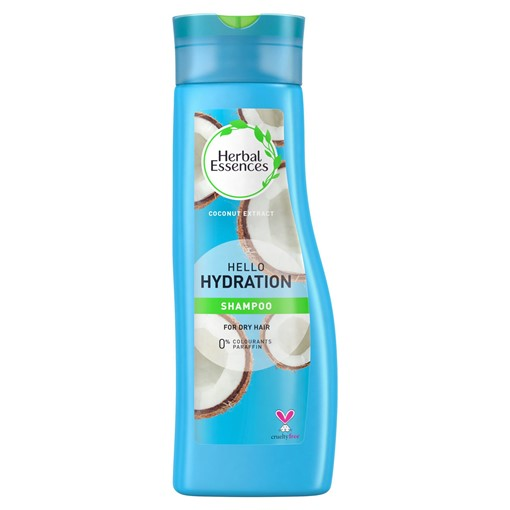 Picture of Herbal Essences Hello Hydration Shampoo For Dry Hair 400ml