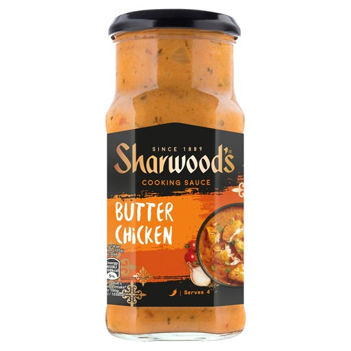 Picture of Sharwood's Butter Chicken Mild Curry Sauce 420g