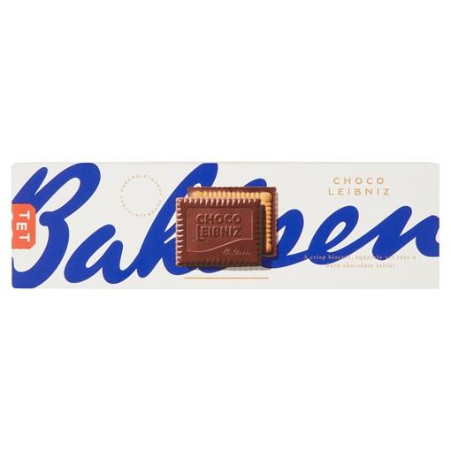 Picture of Bahlsen Choco Leibniz Dark Chocolate Biscuit 125g