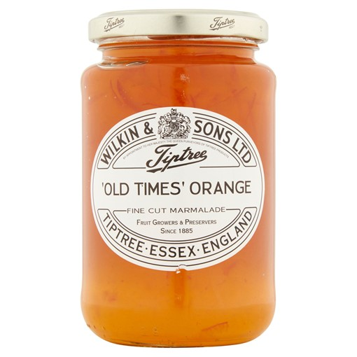 Picture of 'Old Times' Orange Fine Cut Marmalade 454g