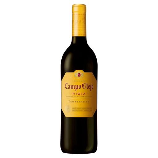 Picture of Campo Viejo Rioja Tempranillo Red Wine 75cl
