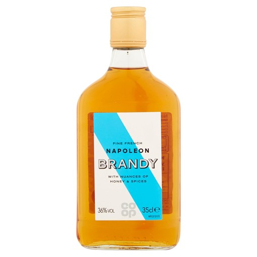 Picture of Co Op Napoleon Brandy 35cl