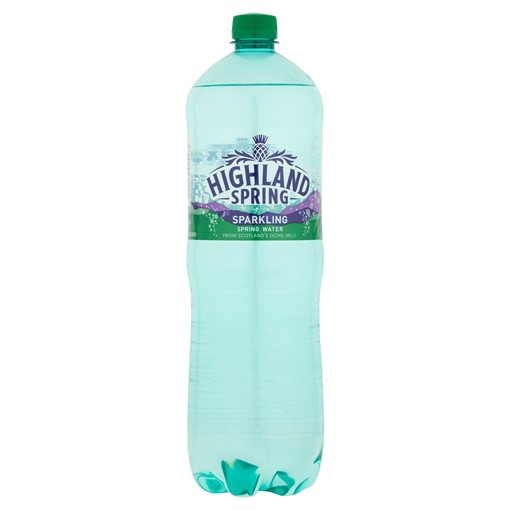 Picture of Highland Spring Sparkling Spring Water 1.5 Litre