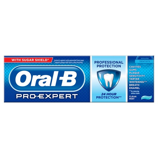 Picture of Oral-B Pro-Expert Professional Protection Toothpaste 75ml
