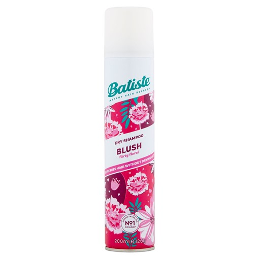 Picture of Batiste Dry Shampoo Blush Flirty Floral 200ml
