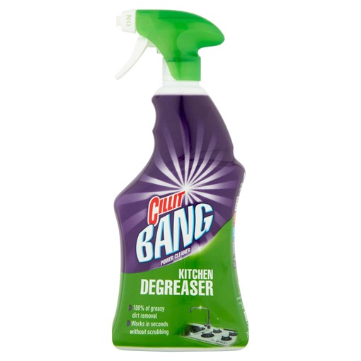 Picture of Cillit Bang Power Cleaner Kitchen Degreaser 750ml