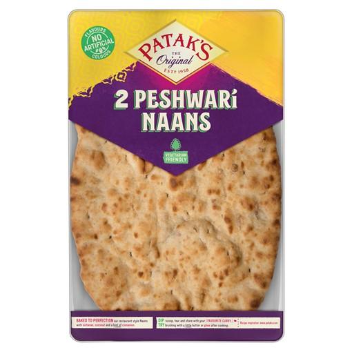 Picture of Patak's Peshwari Naan Breads x 2