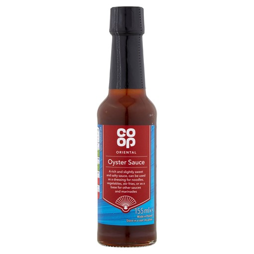 Picture of Co-op Oriental Oyster Sauce 155ml