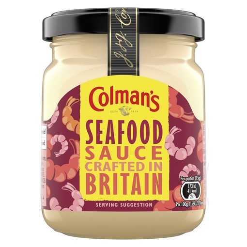 Picture of Colman's Seafood Sauce 155g