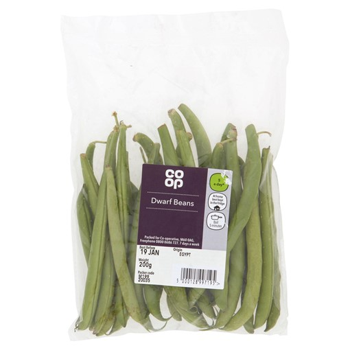 Picture of Co-op Dwarf Beans
