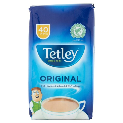 Picture of Tetley Original Tea Bags x40