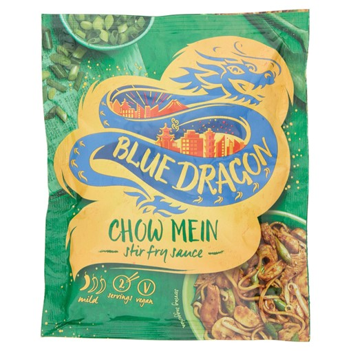 Picture of Blue Dragon Chow Mein Stir Fry Sauce 120g