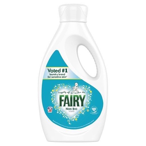 Picture of Fairy Non Bio Washing Liquid 1.33, 38 Washes