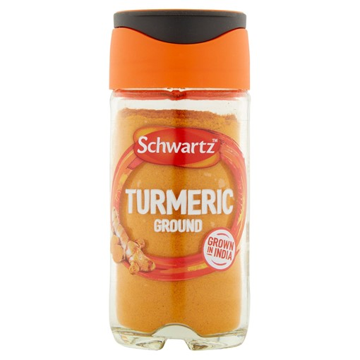 Picture of Schwartz Turmeric 37g Jar