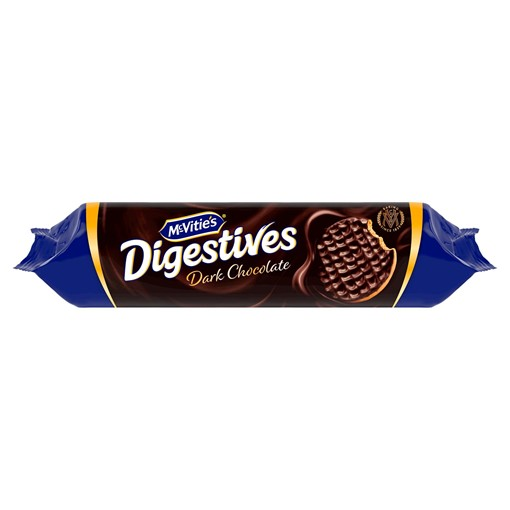 Picture of McVitie's Digestives Dark Chocolate Biscuits 433g