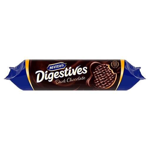 Picture of McVitie's Digestives Dark Chocolate 433g